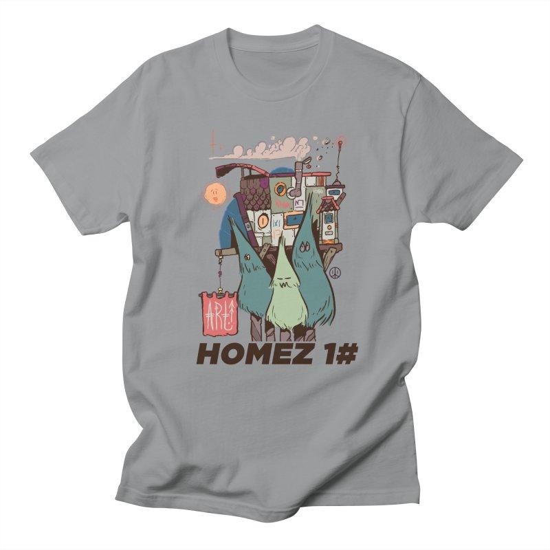 Forpe Goes Homez Men's Regular T-Shirt by forpe's Artist Shop
