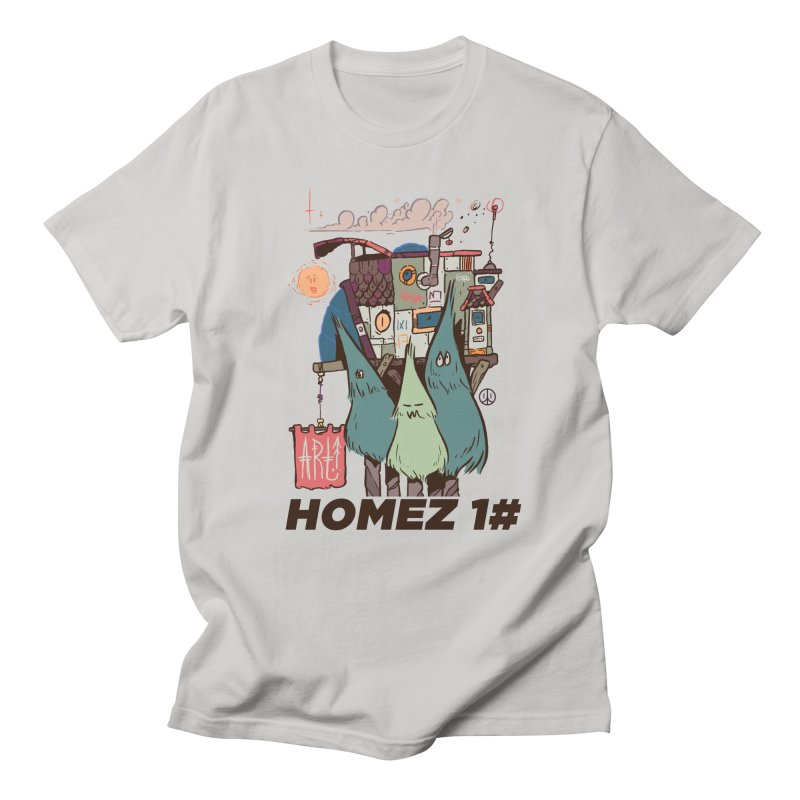 Forpe Goes Homez Men's Regular T-Shirt by forpe's Artist Shop