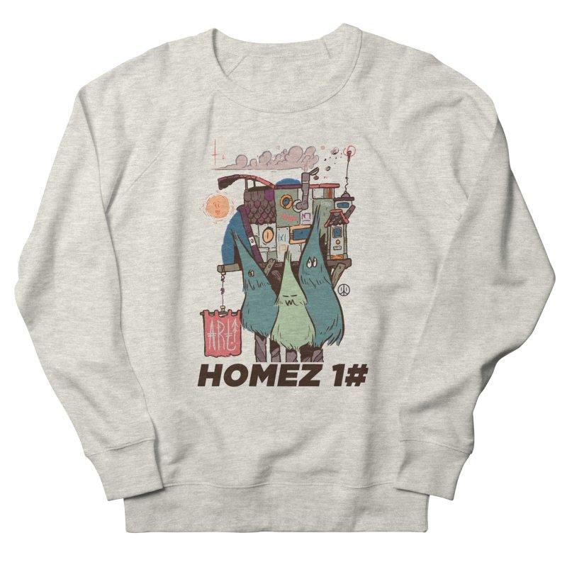 Forpe Goes Homez Men's Sweatshirt by forpe's Artist Shop