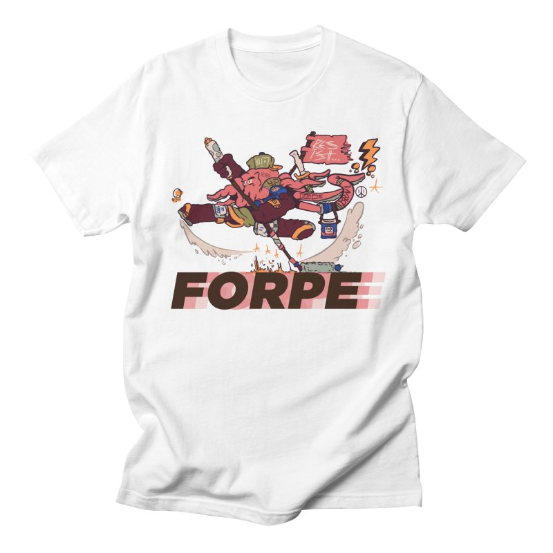 Kung Fu Forpe Men's T-Shirt by forpe's Artist Shop