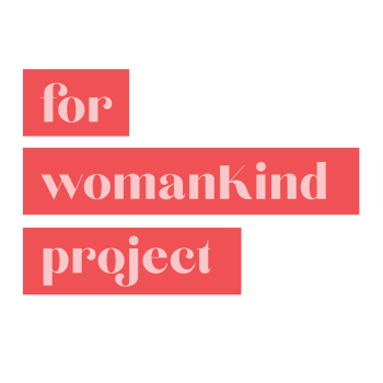 for woman kind's Artist Shop Logo