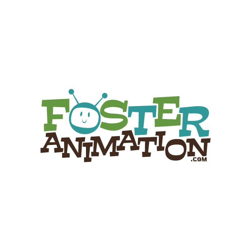 Foster Animation Logo None  by Foster Animation's Artist Shop