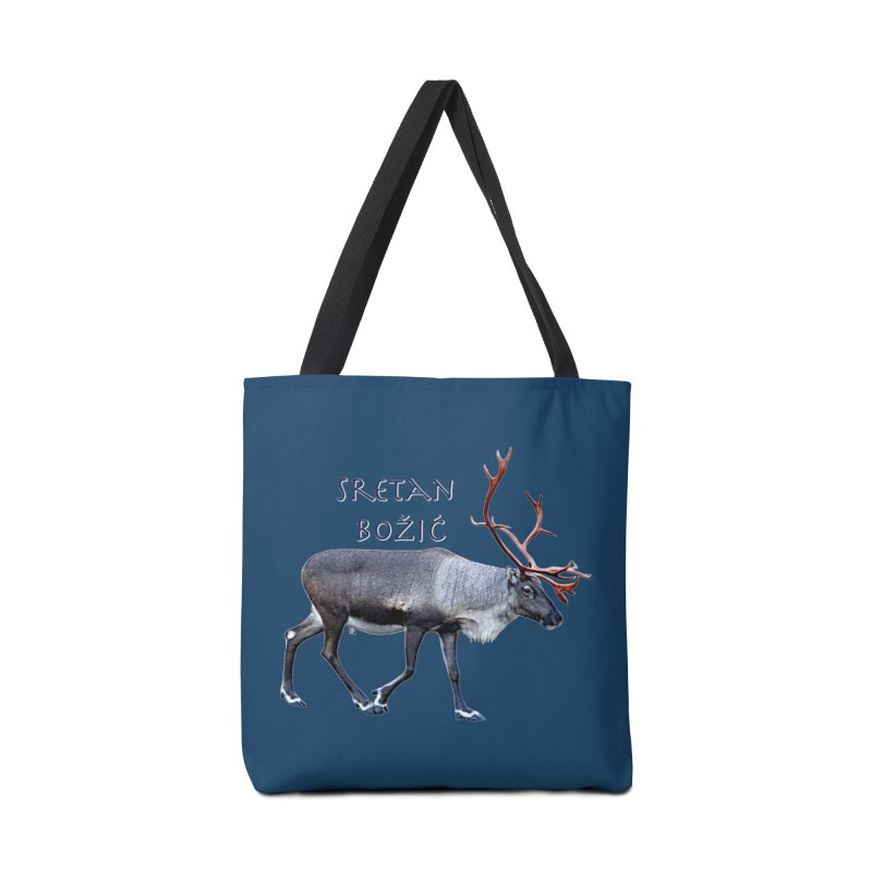 Merry Christmas Accessories Bag by FotoJarmo's Shop