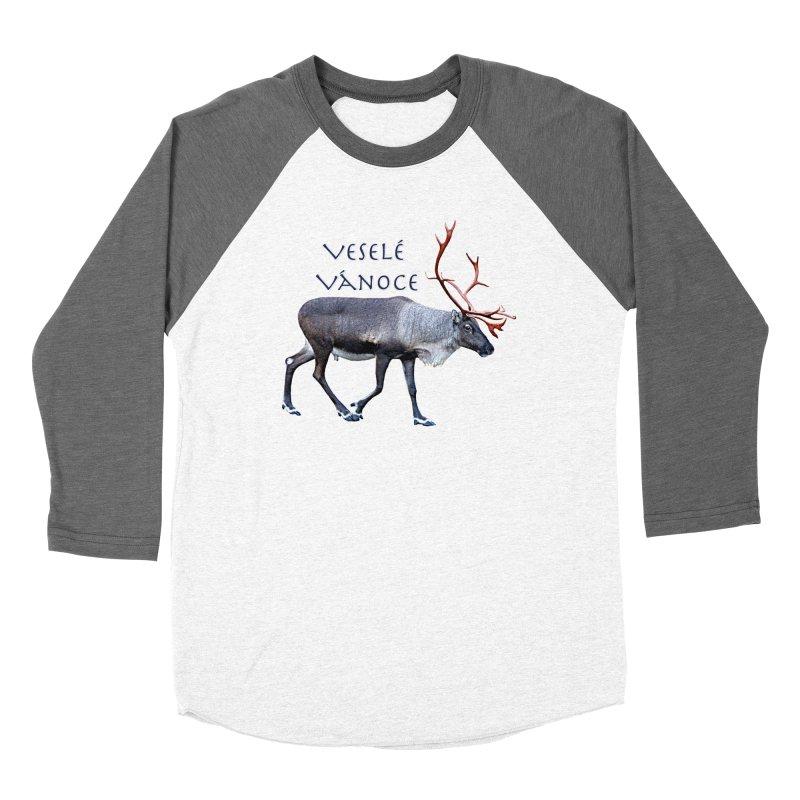 Merry Christmas Women's Longsleeve T-Shirt by FotoJarmo's Shop