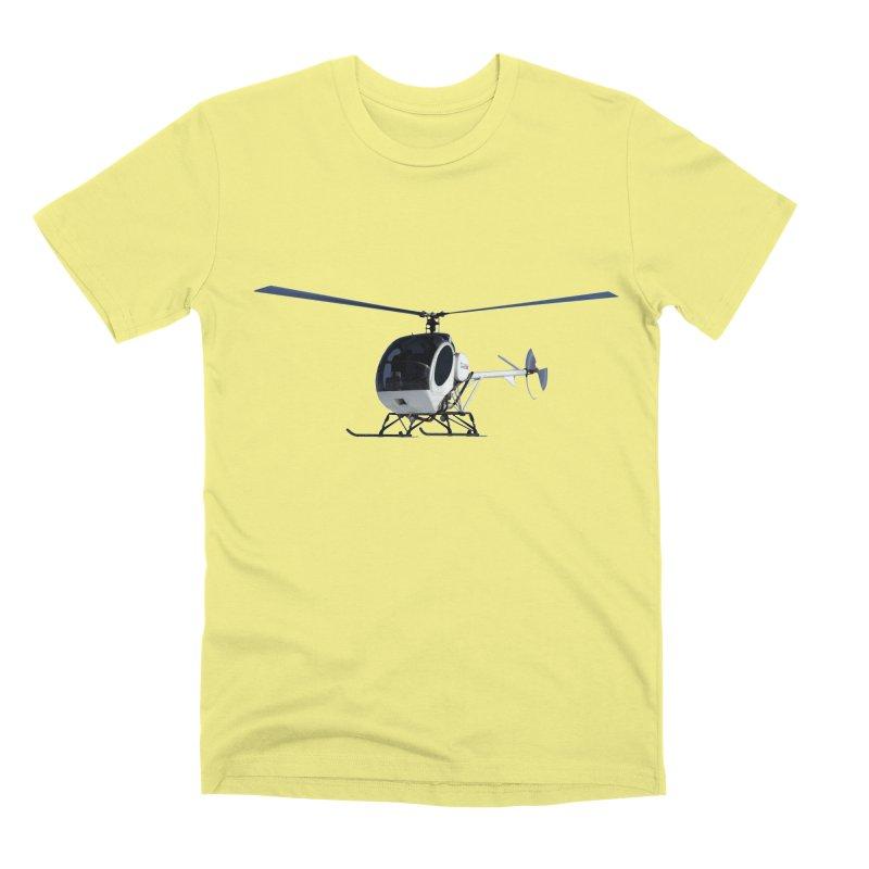 Schweizer 300 Men's T-Shirt by FotoJarmo's Shop