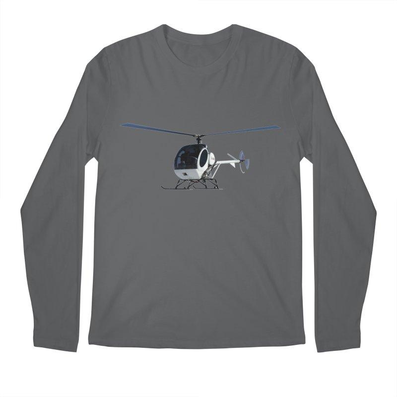 Schweizer 300 Men's Longsleeve T-Shirt by FotoJarmo's Shop