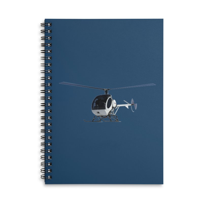 Schweizer 300 Accessories Notebook by FotoJarmo's Shop