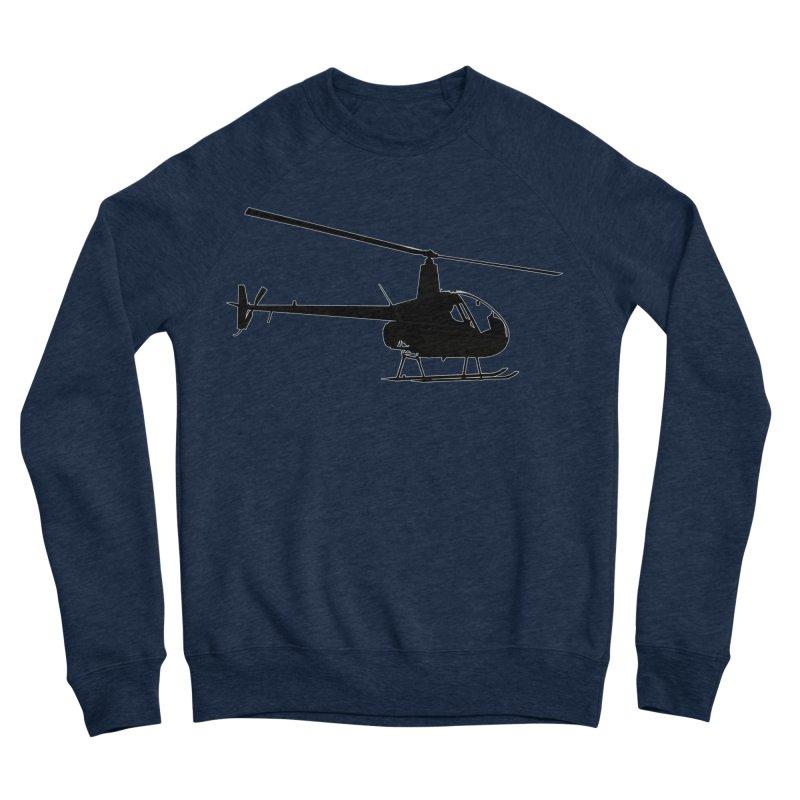 Robinson R22 Men's Sweatshirt by FotoJarmo's Shop