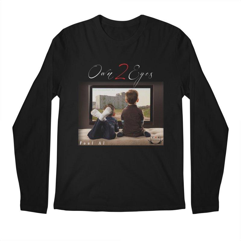 Own 2 Eyes Tee Men's Longsleeve T-Shirt by foulal's Artist Shop