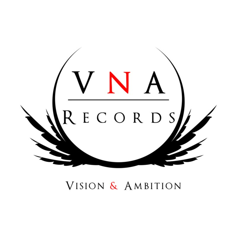 VNA Records White by foulal's Artist Shop