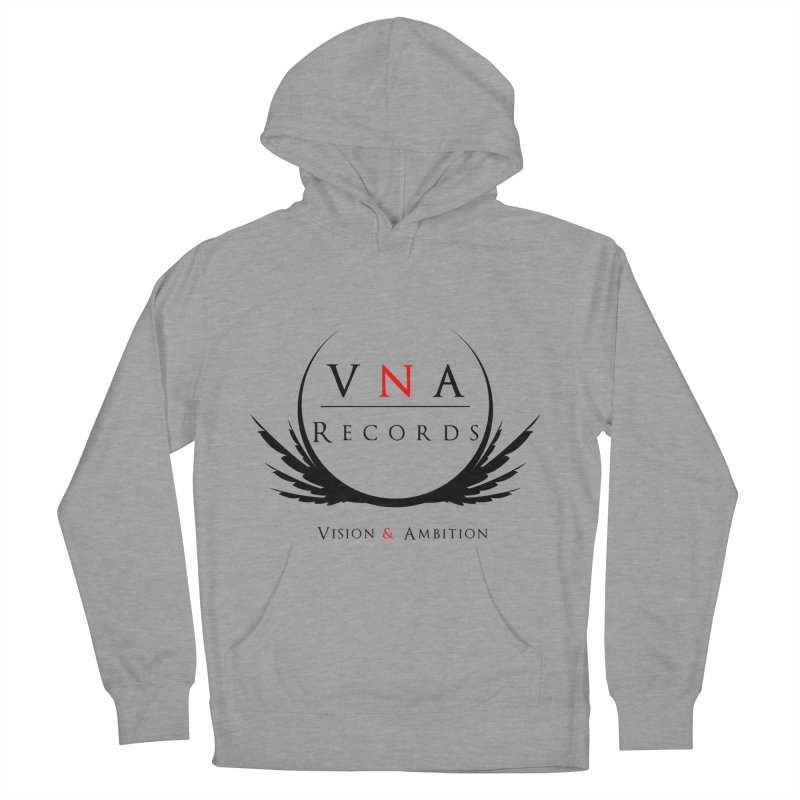 VNA Records White Women's Pullover Hoody by foulal's Artist Shop