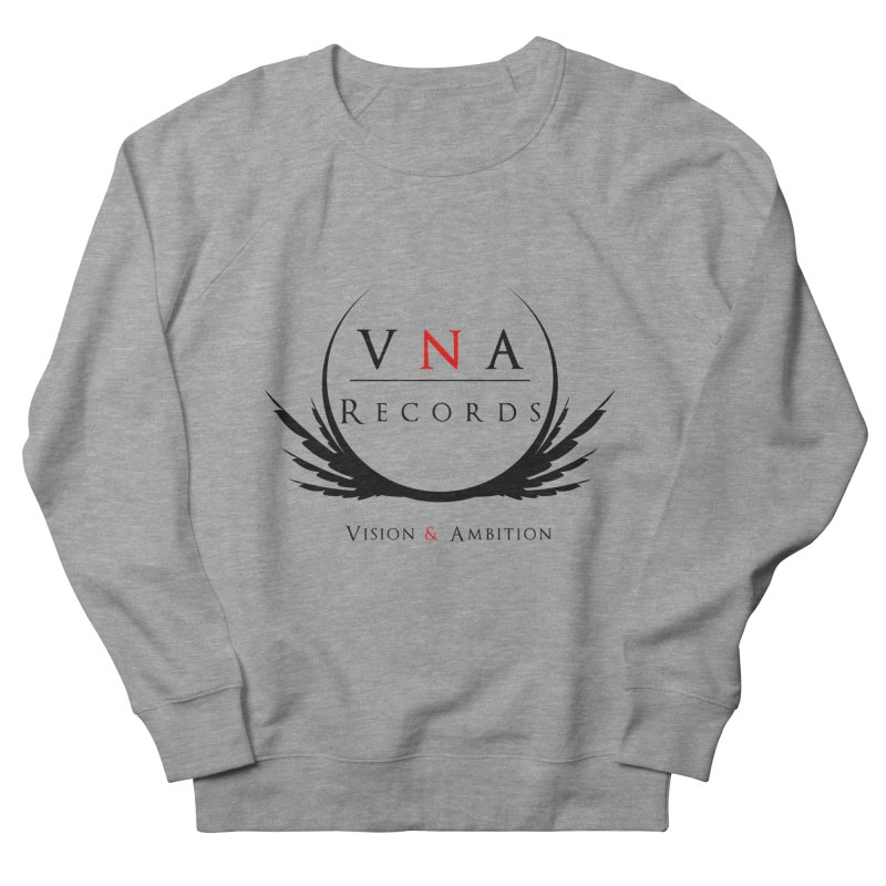VNA Records White Men's Sweatshirt by foulal's Artist Shop