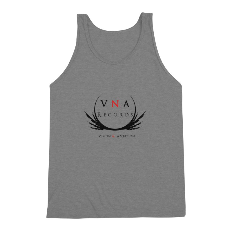 VNA Records White Men's Triblend Tank by foulal's Artist Shop