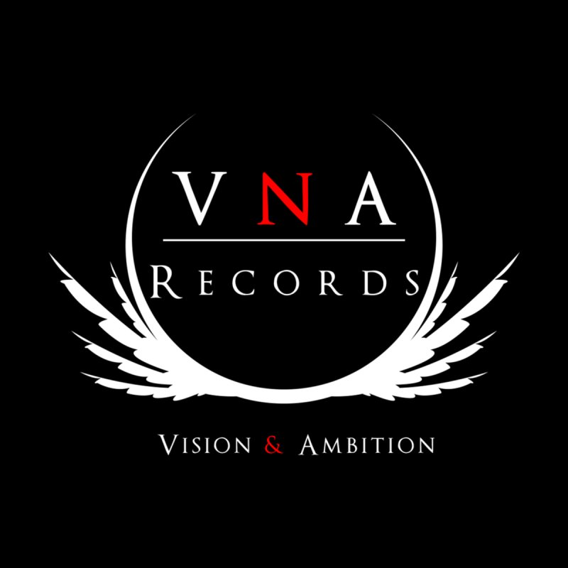 VNA Records Tee Black by foulal's Artist Shop