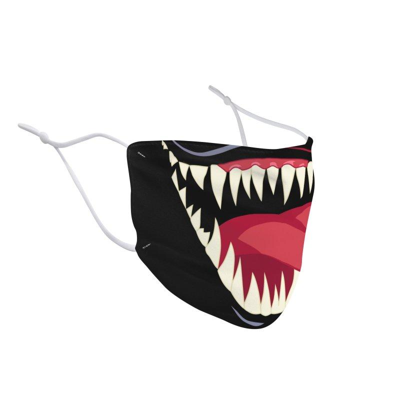 Venomous Accessories Face Mask by foureyedesign shop