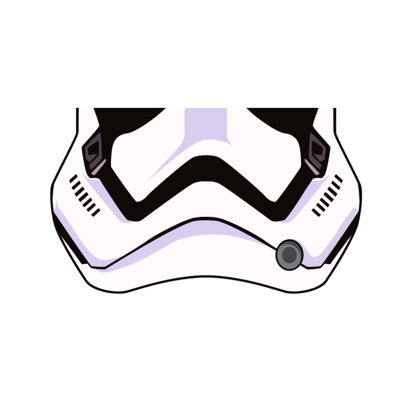 1 Order Trooper Accessories Face Mask by foureyedesign shop