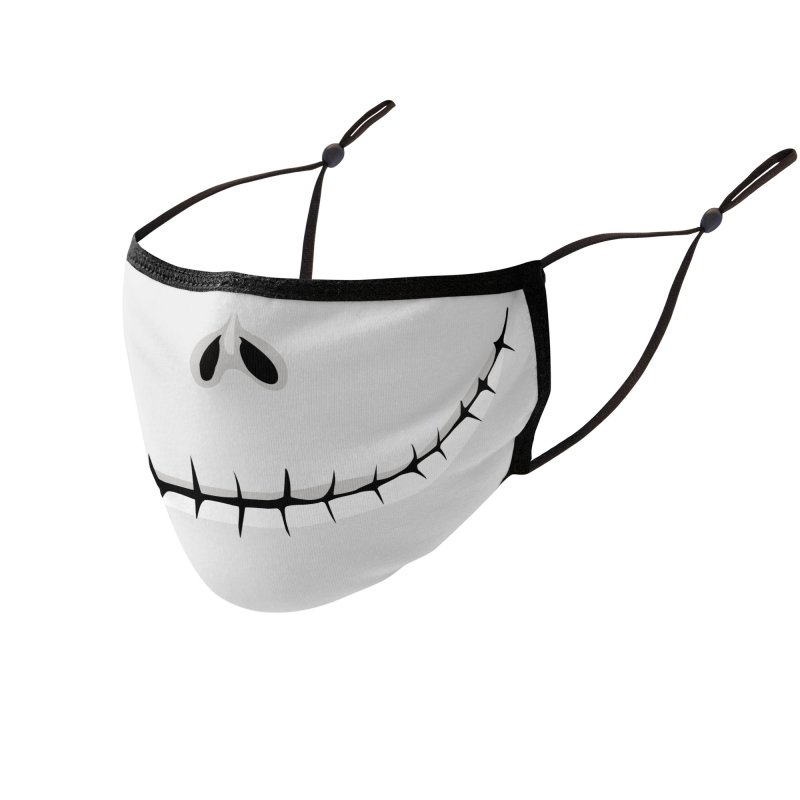 Nightmare Jack Accessories Face Mask by foureyedesign shop