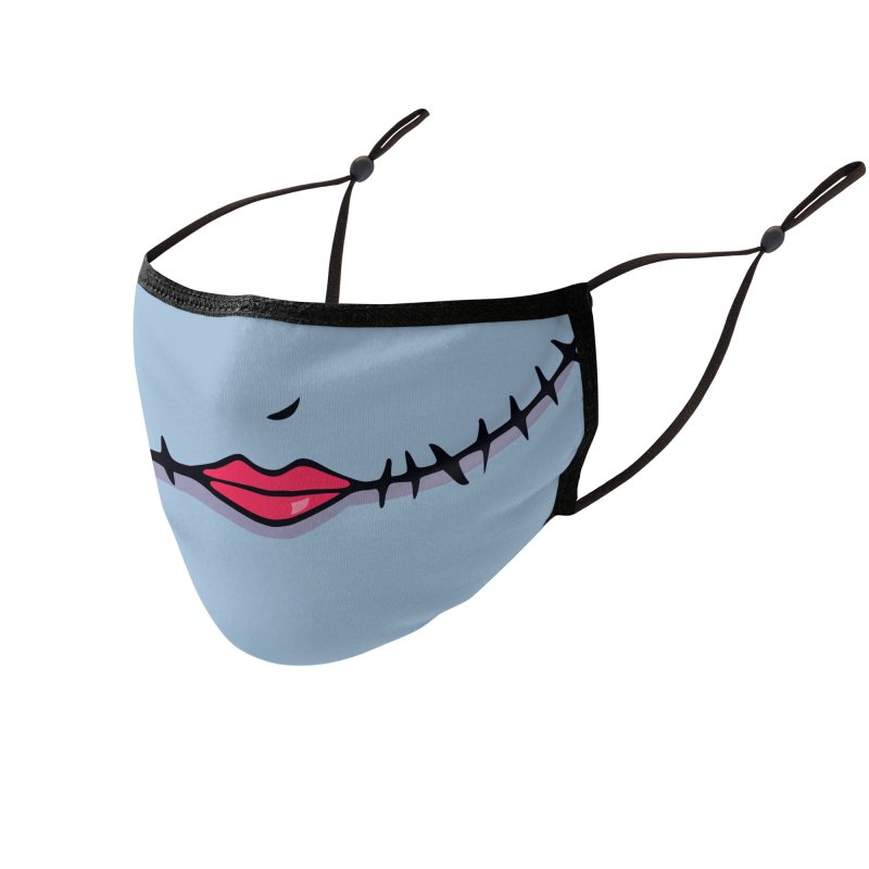 Nightmare Sally Accessories Face Mask by foureyedesign shop