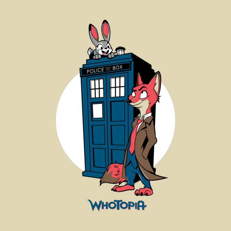 Whotopia None  by foureyedesign's shop