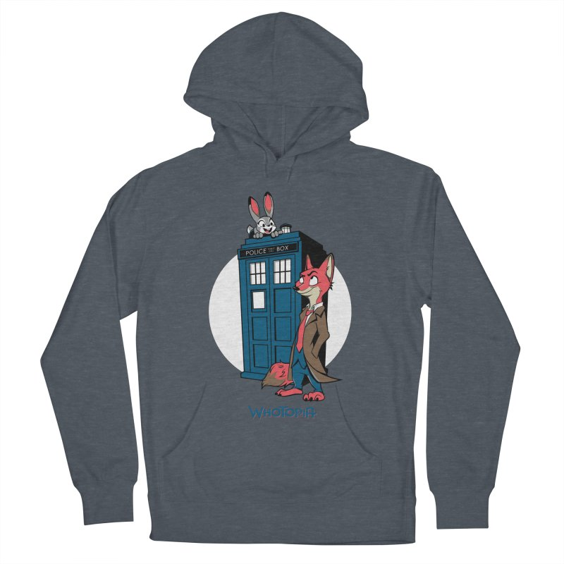 Whotopia Women's Pullover Hoody by foureyedesign's shop