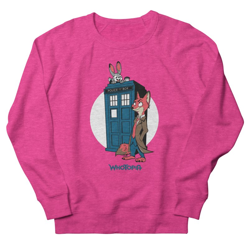 Whotopia Women's Sweatshirt by foureyedesign's shop