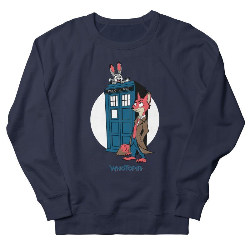 Whotopia Women's Sweatshirt by foureyedesign's shop