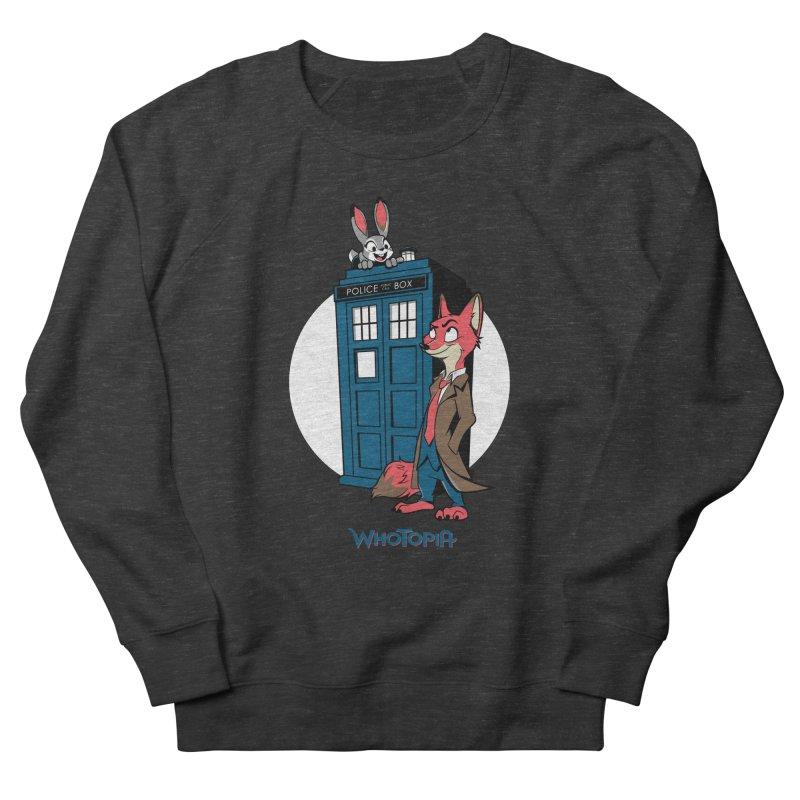 Whotopia Men's Sweatshirt by foureyedesign's shop