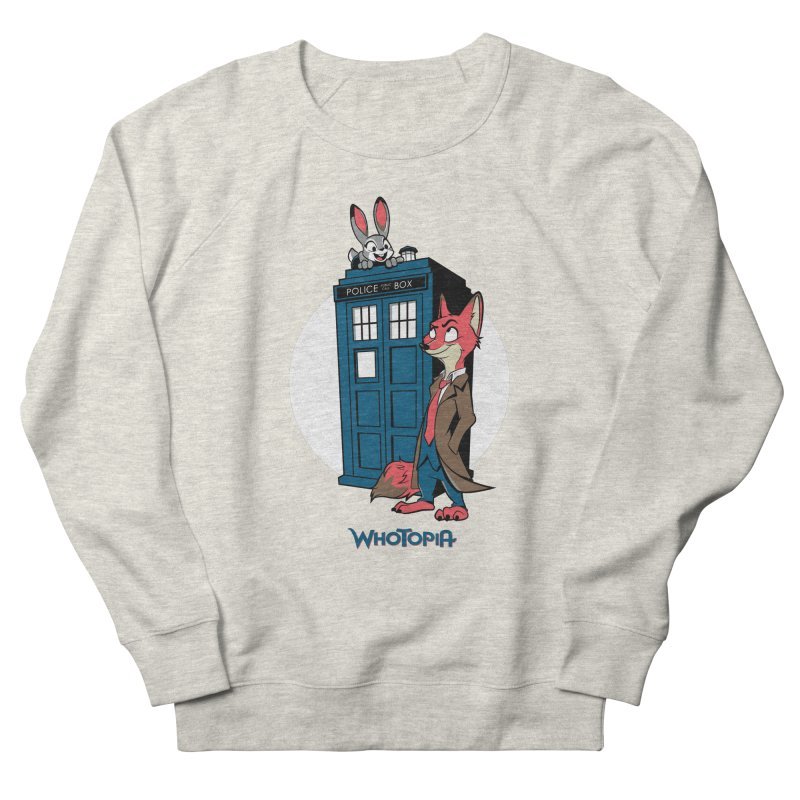 Whotopia Men's Sweatshirt by foureyedesign's shop