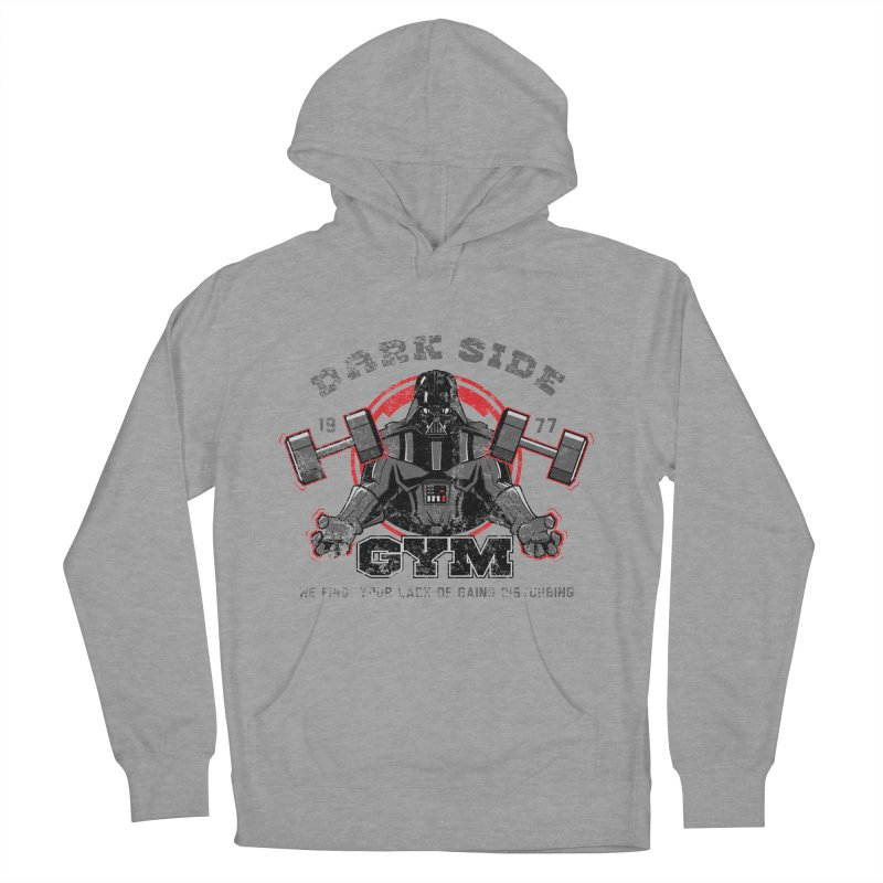 Dark Side Gym Men's Pullover Hoody by foureyedesign's shop