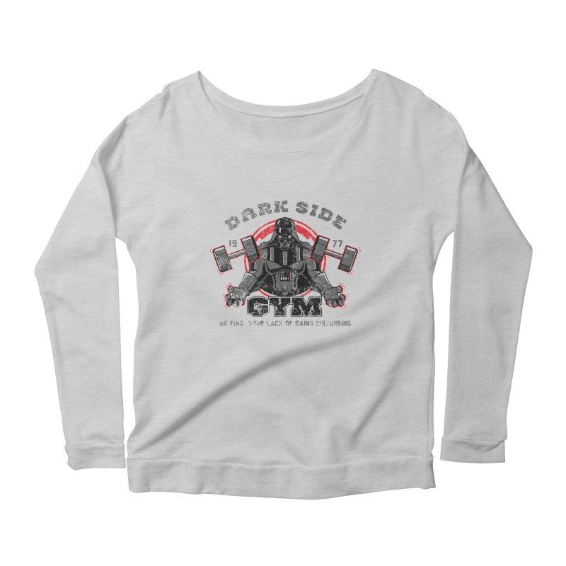 Dark Side Gym Women's  by foureyedesign's shop