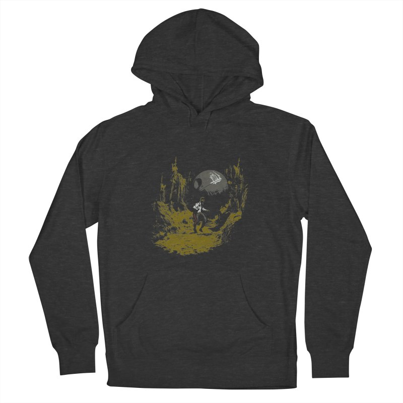 Raiders of the Galactic Empire Men's Pullover Hoody by foureyedesign's shop