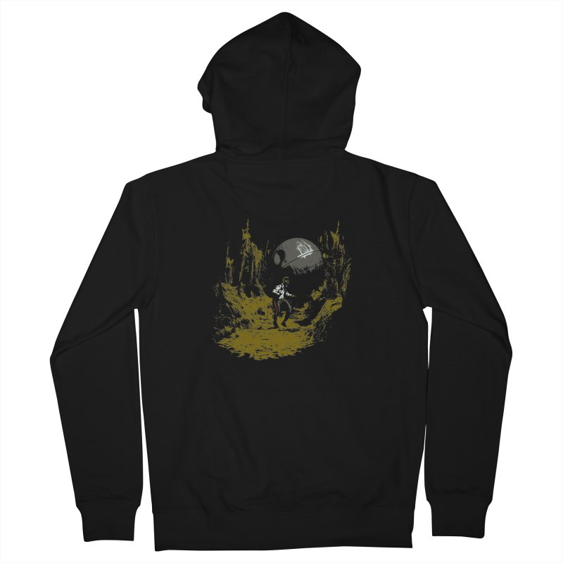Raiders of the Galactic Empire Men's Zip-Up Hoody by foureyedesign's shop