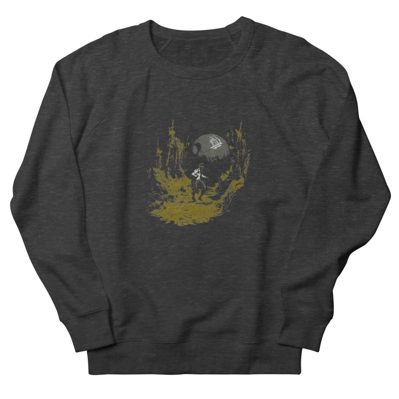 Raiders of the Galactic Empire Men's Sweatshirt by foureyedesign's shop
