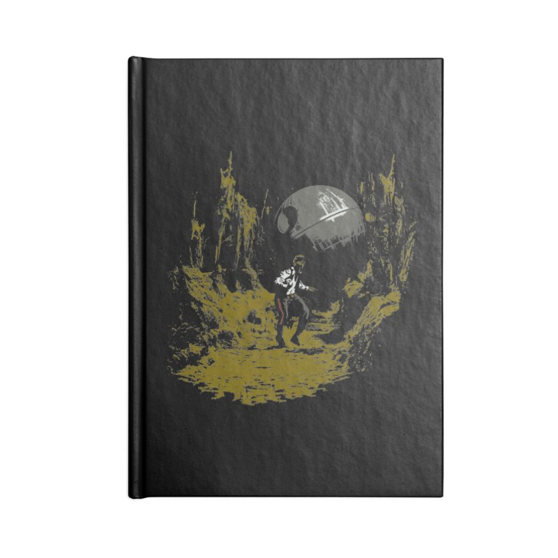 Raiders of the Galactic Empire Accessories Notebook by foureyedesign shop