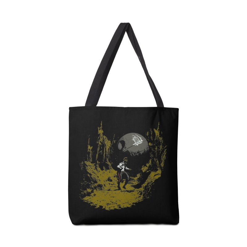 Raiders of the Galactic Empire Accessories Bag by foureyedesign's shop