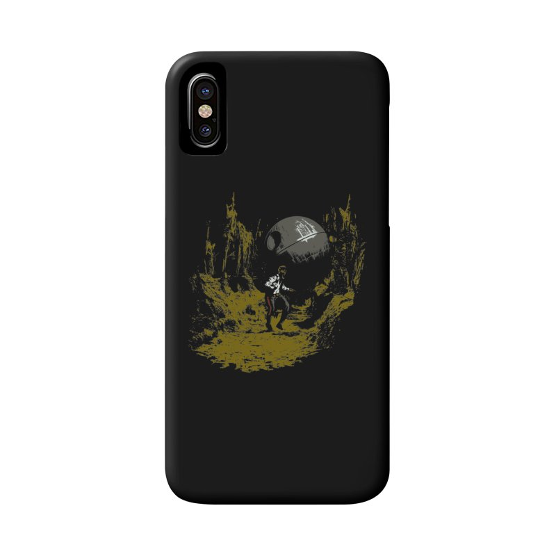 Raiders of the Galactic Empire Accessories Phone Case by foureyedesign's shop