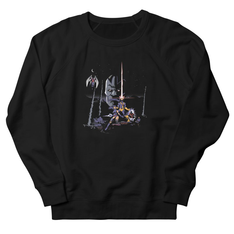 Mutant Wars Apocalypse  Men's Sweatshirt by foureyedesign's shop