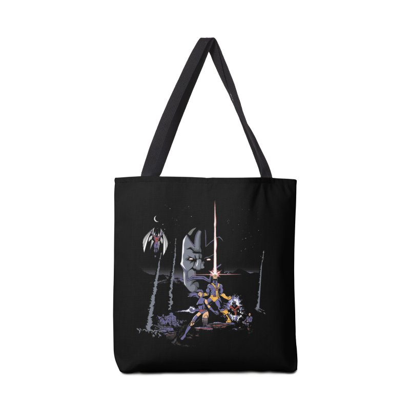 Mutant Wars Apocalypse  Accessories Bag by foureyedesign's shop