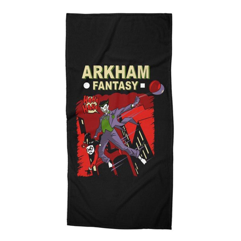 Arkham Fantasy    by foureyedesign's shop