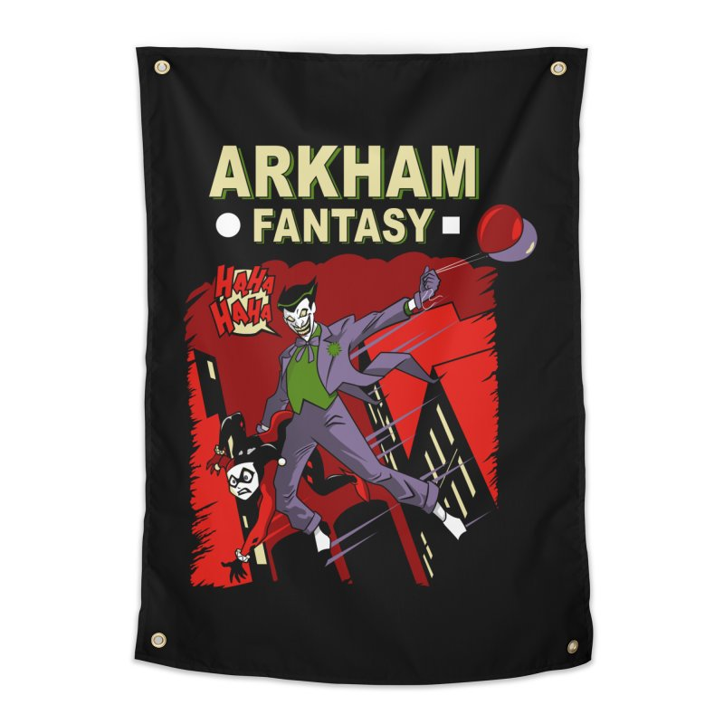 Arkham Fantasy    by foureyedesign's shop