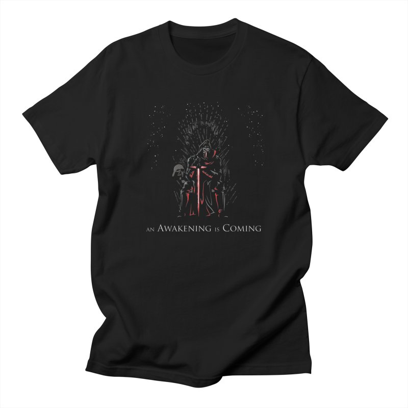 An Awakening is Coming Women's Unisex T-Shirt by foureyedesign's shop