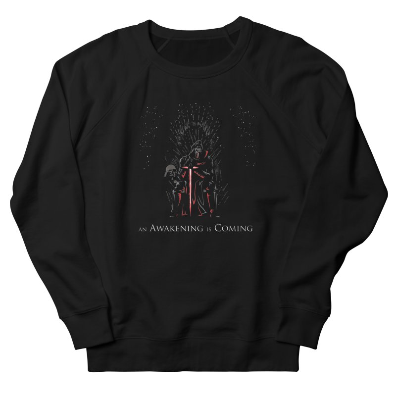 An Awakening is Coming Men's Sweatshirt by foureyedesign's shop