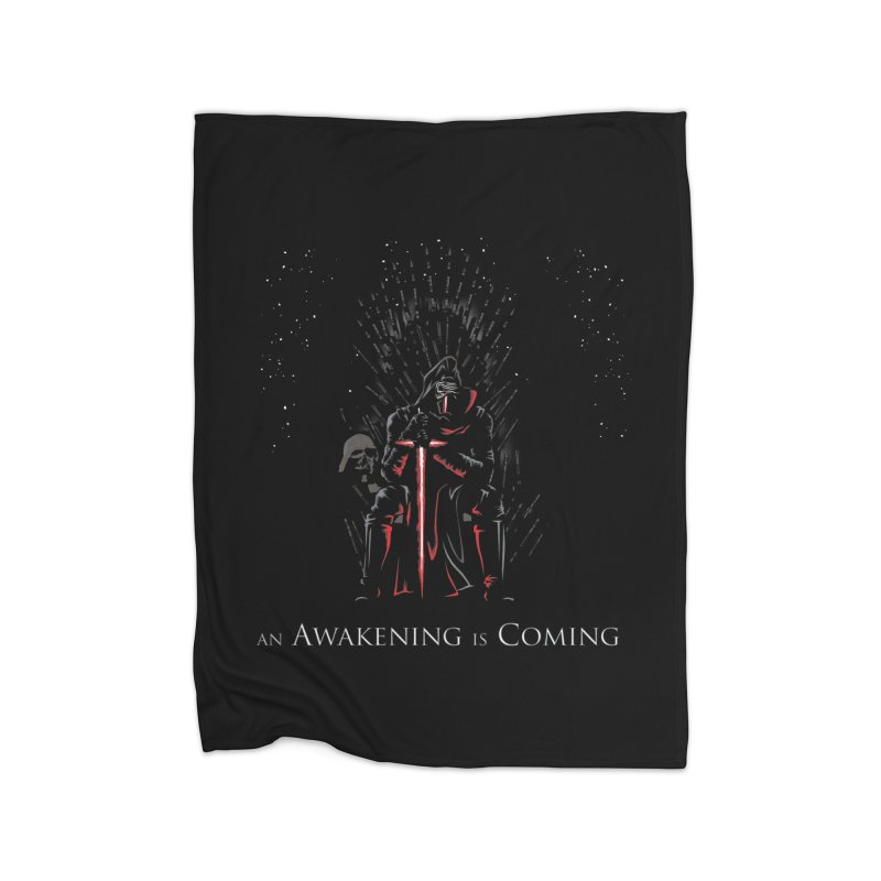 An Awakening is Coming Home Blanket by foureyedesign's shop