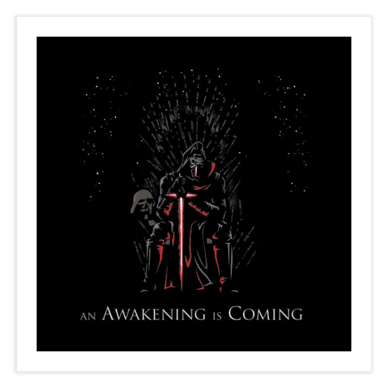 An Awakening is Coming Home Fine Art Print by foureyedesign's shop