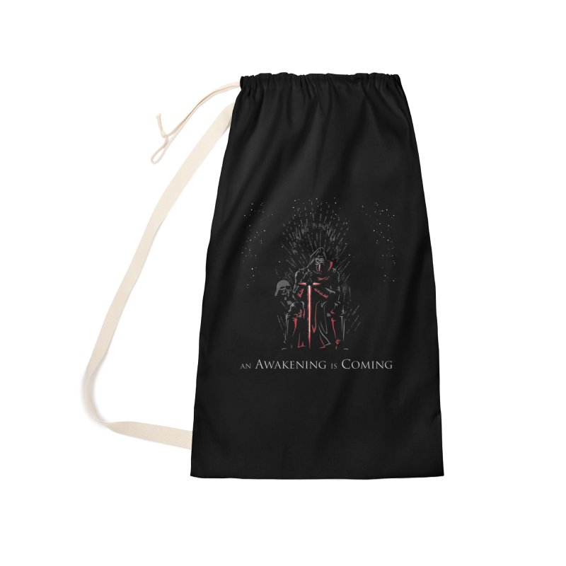 An Awakening is Coming Accessories Bag by foureyedesign shop