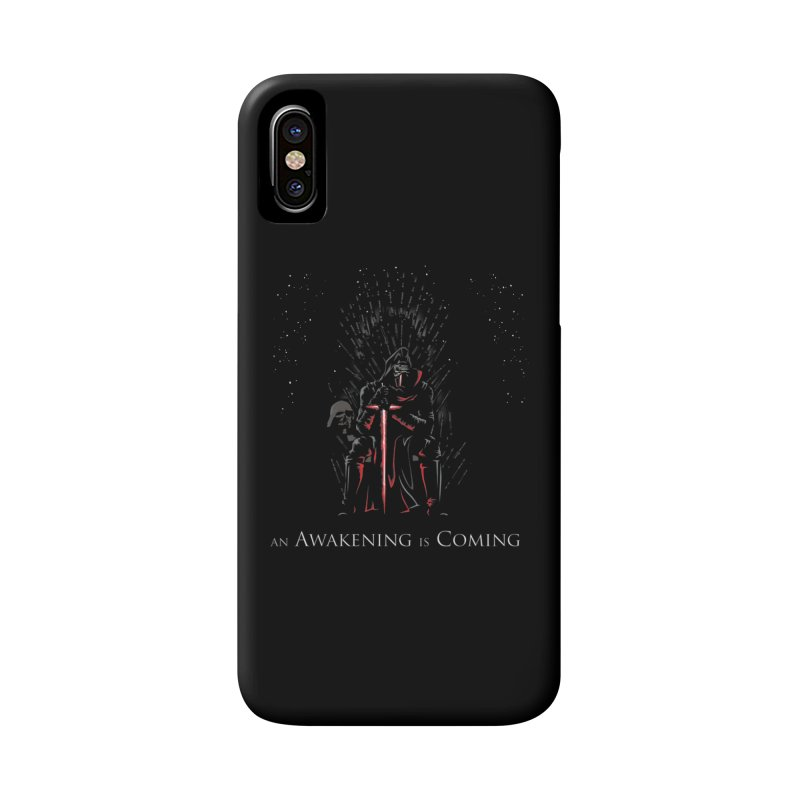 An Awakening is Coming Accessories Phone Case by foureyedesign's shop