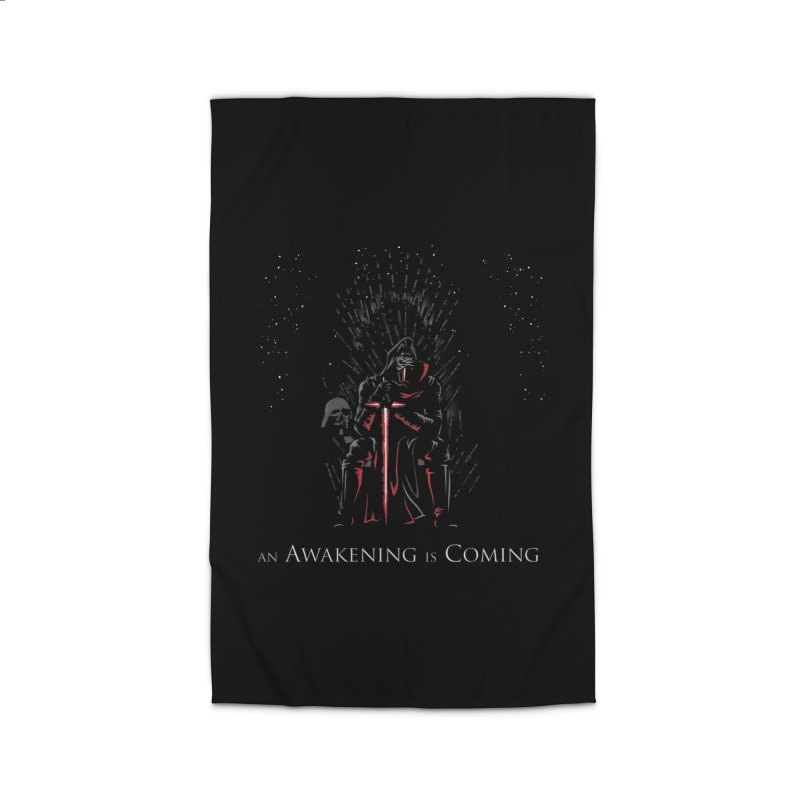An Awakening is Coming Home Rug by foureyedesign's shop