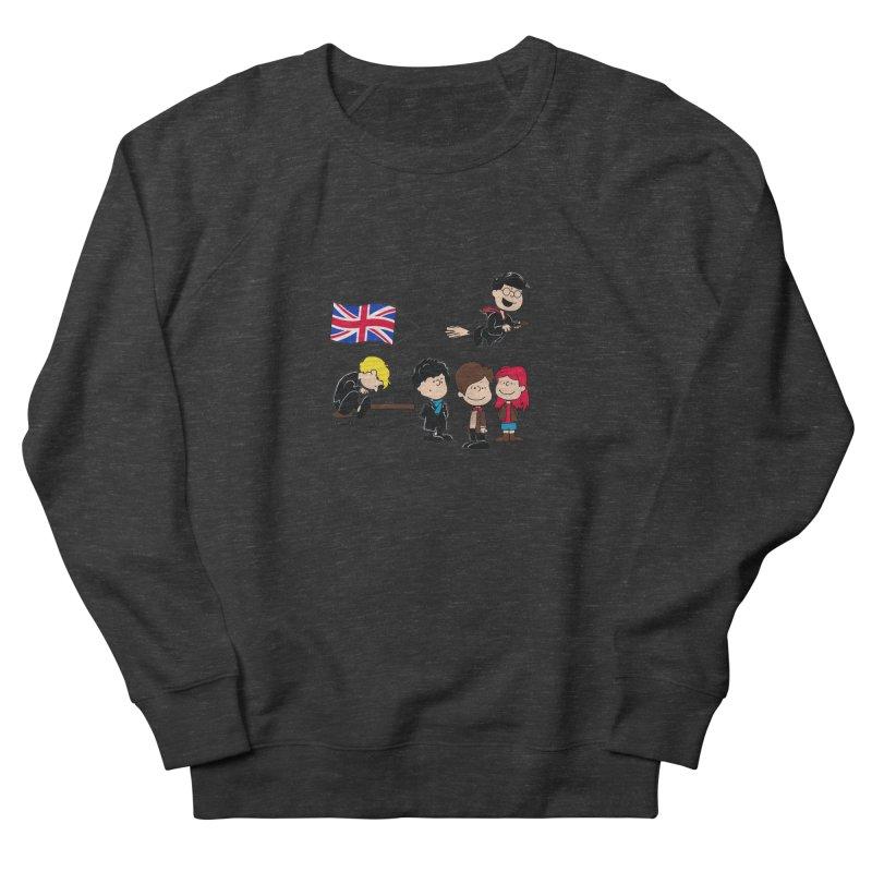 Brit Peanuts Women's Sweatshirt by foureyedesign's shop