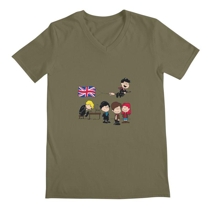 Brit Peanuts Men's  by foureyedesign's shop