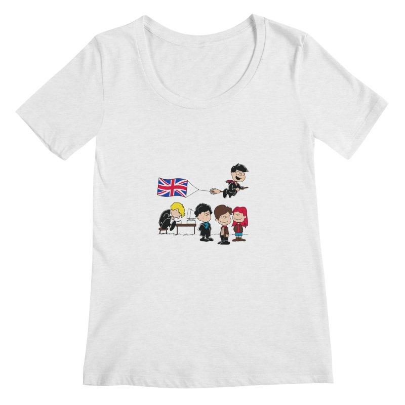 Brit Peanuts Women's  by foureyedesign's shop